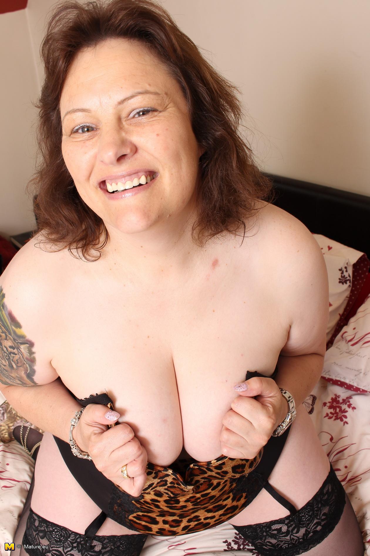 Chubby Big Tits Lesbian
